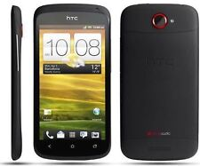 """HTC One S - 16GB - Black 4"""" 8MP (Unlocked) Android Smartphone Good Condition"""