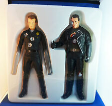 TERMINATOR 2 JUDGEMENT DAY 1:6 SCALE PVC COMPLETED MODEL SERIES * T800 VS T1000