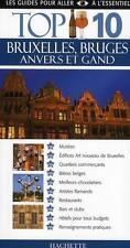 Bruxelles  Bruges  Anvers et Gand Williams  Roger Occasion Livre