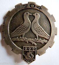 Insigne 1939 WWII 704/22 COMPAGNIE DE TRANSPORT Drago Béranger ORIGINAL