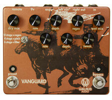 Walrus Audio Vanguard Dual Phase Phaser pedal free shipping!