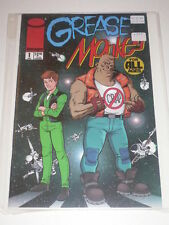Grease Monkey V.1 #1 VFNM Eldred Image Comics Jan 1998