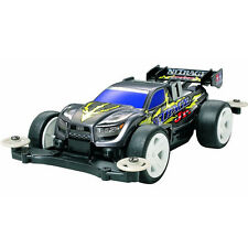 TAMIYA 18619 Mini 4WD Racer Pro 1/32 Nitrage Junior MS Chassis MODEL RACE CAR