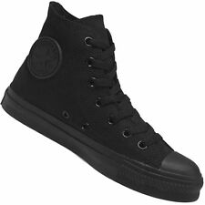 BNIB Converse Chuck Taylor All Star Hi Black Monochrome M3310  Size: UK 5