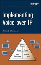 Implementing Voice over IP