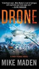 Drone (A Troy Pearce Novel) Maden, Mike Paperback