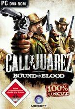 CALL OF JUAREZ Bound in Blood  * DEUTSCH *  Neuwertig