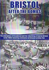 Bristol After The Bombs Dvd - Vol 1: Broadmead, Castle Street, 1950s after WW2