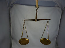 Miners Gold Balance Scale with Troy Weights in Box