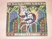CD DIGIPACK / SCARLET'S WELL / THE DREAM SPIDER OF THE LAUGHING HORSE / TB ETAT