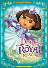 Dora The Explorer: Dora's Royal Rescue DVD (2012) ** NEW ** Still Sealed