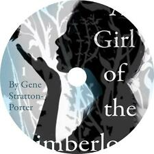 A Girl of the Limberlost, Audiobook by Gene Stratton-Porter on 1 MP3 CD