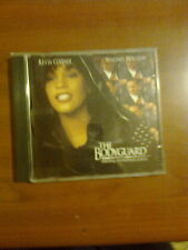THE BODYGUARD - COLONNA SONORA - (WHITNEY HOUSTON)  - CD