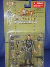 21st Century Toys The Ultimate Soldier 1:18 WEHRMACHT GERMAN INFANTRY MP-40