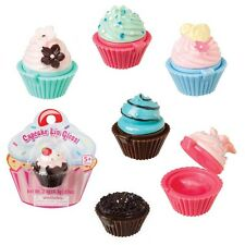 Set of 6 pc Cupcake Lip Gloss Cupcake Lover Baker Party Favors