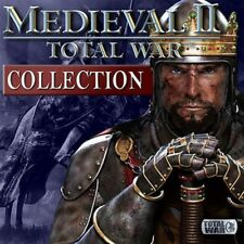 Medieval 2 Total War Collection  PC  [Steam] No Disc/Box Region Free Medieval II