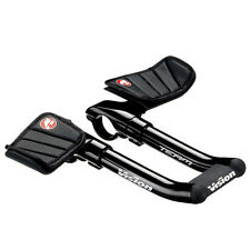 Vision Team Mini TT Clip-Ons ITU Legal Triathlon Aerobar