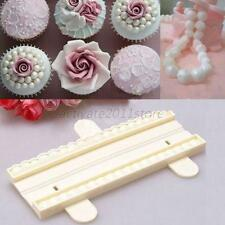 New Bead Cutter Pearl Sugarcraft Fondant Cake Gum Paste Decorating Mold Tool A63