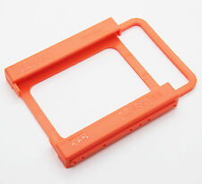 2 Units of 2.5 to 3.5 Bay SSD HDD Hard Disk Drive Mounting Brackets Adapter Rail