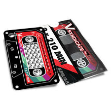 V Syndicate Grinder Card Color Cassette Tape
