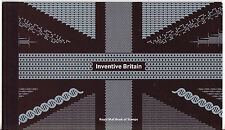 GREAT BRITAIN 2015 INVENTIVE BRITAIN PRESTIGE BOOKLET MINT, MNH