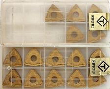 15 Stück Wendeschneidplatten Wendeplatten Tungaloy WNMG080412-AS, TD915