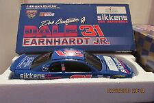 1997 DALE EARNHARDT JR. #31 Sikkens Car Refinishes 1/5,004  1:24 Die Cast