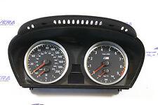 BMW E60 M5 E63 E64 M6 INSTRUMENT CLUSTER SPEEDOMETER SPEEDO CLOCK 7837867