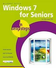 Windows 7 for Seniors in Easy Steps by Price, Michael ( AUTHOR ) Nov-30-2009 Pap