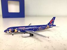AERO CLASSICS 1:400 AIRBUS A320-200 CHINA EASTERN 'DISNEY' B-6635