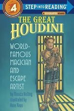 Step into Reading Ser.: The Great Houdini : World Famous Magician and Escape...