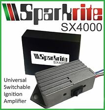Sparkrite Universal SX4000 points & electronic spark booster ignition amplifier