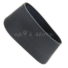 Hunting Tactical Black Silicone Slip-on Recoil Butt Pad Buttpads Small