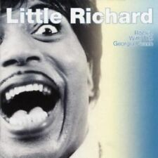 Rocking with the Georgia Peach by Little Richard CD Slightly Used