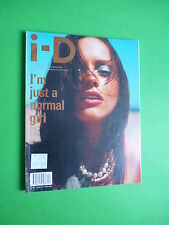 i-D Fashion magazine December 2002 The Cruise Issue CHRISTINA RICCI Carter Smith