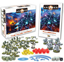Beyond the Gates of Antares Starter Set box English plastic