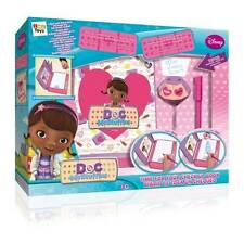 NEW DISNEY DOC MCSTUFFINS CHECK UP ELECTRONIC SECRET DIARY *XMAS GIFT IDEAS*