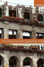 Refurbishment and Upgrading of Buildings by David Highfield, Christopher...