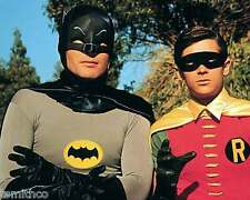 Adam West Burt Ward Batman and Robin 8x10 Photo 003