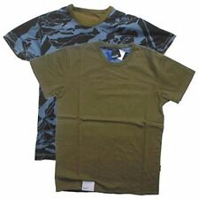 NEW ARCUS Snowboards Reversible Camo Shirt T Shirt Tee - Men's Size SMALL