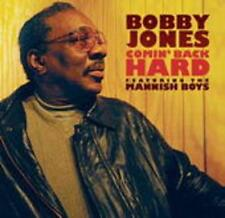 Jones,Bobby Feat. Mannish Boys,the - Comin' Back Hard