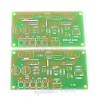 2pcs Bare PCB Dual Channel 30W *2 Class A MOSFET Audio Power Amplifier Board Amp
