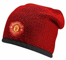 ADIDAS MANCHESTER UNITED BEANIE Red.