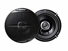 Blaupunkt coassiale 66.2 2 Pure-Way Altoparlante Nero 280w 16,5cm 165mm