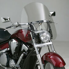 NATIONAL CYCLE DAKOTA 4.5 WINDSHIELD 17.25X23 Fits: Honda VT1100C Shadow Spirit,