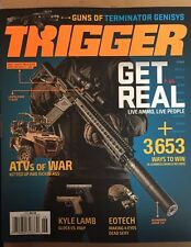 Trigger Get Real Live Ammo Kyle Lamb Eotech ATV Of War Vol 3 #2 15 FREE SHIPPING