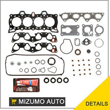 Fit Head Gasket Set 88-95 Honda Civic CRX 1.5L 1.6L SOHC 16v D15B1 D15B2 D15B7
