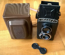 Lomo Lubitel-2 Lomography TLR 120 Film Camera 6x6 1976 USSR Medium Format Works