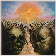 THE MOODY BLUES: In Search of Lost Chord USA DERAM Orig Vinyl LP VG+
