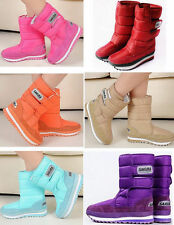 Bigger Sizes/Waterproof/Warm/Fashion / Joggers Boots Snow Boots Women's Boots #